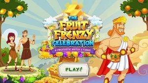 The Fruit Frenzy เกมสล็อตออนไลน์ เกมจับคู่ผลไม้ ที่เล่นแล้วรวย